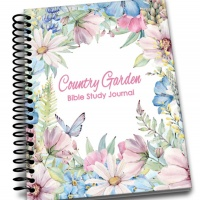 Country Garden Bible Study Journal