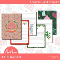 Christmas Templates Pack 01