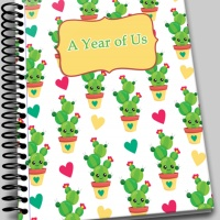 A Year of Us Couple Journal