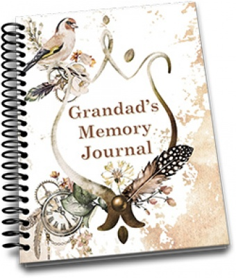 Granddad's Memory Journal