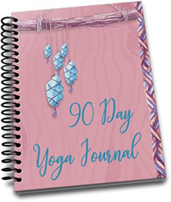 90 Day Yoga Journal