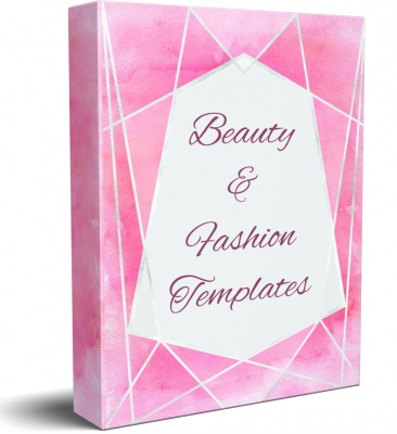 Beauty & Fashion Templates